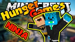 Minecraft: NINJA IZAZOV | MINEPLEX HUNGER GAMES (ft. MarkoKOFS)