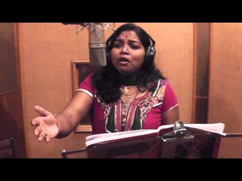 TARRAT LOKANCHA .........MAKING OF FULL SONG WITH BHARTI MADHVI &PRAVIN KUWAR