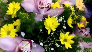 Цветы для мамы в мой день рождения 10.01.2015  - Глобальная Волна