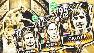 WE GOT 95 OVR ICON CRUYFF ! Highest 12 wins rewards in last icons tournament of fifa Mobile 19