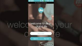 how to fix not show get jio sim option in my jio app on any 3g ya 4g android phones 100 worked
