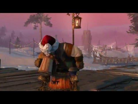 видео: mmorpg онлайн игры. panzar! Новый Год. Поздравление!