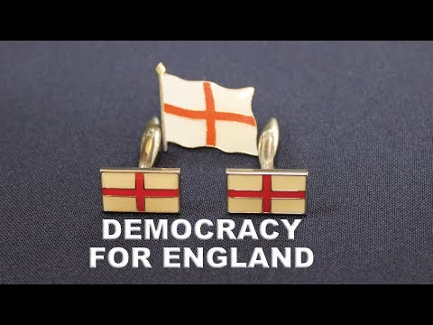 Democracy for England Post-Brexit