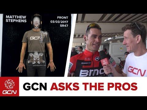 Broken Bones In Cycling | GCN Asks The Pros