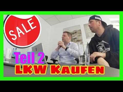 Hinter den Kulissen bei Scania in Hannover Teil 2/2 Der LKW Kauf