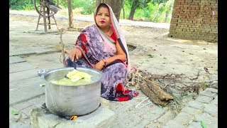 INDIAN MORNING ROUTINE IN HINDI 2018 , VILLAGE DAILY ROUTINE IN HINDI, DAILY KITCHEN ROUTINE 2018.