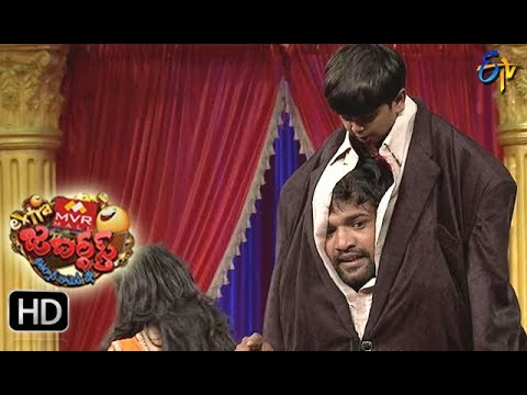 Punch Prasad, Naughty Naresh Performance | Extra Jabardsth | 6th October 2017| ETV  Telugu