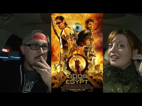 Midnight Screenings - Gods of Egypt
