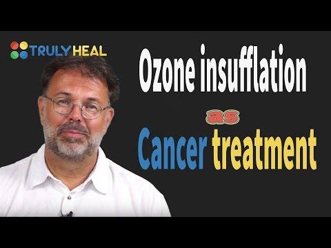 Ozone Insufflation as Cancer Treatment