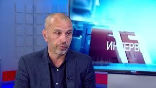 Павел Степанов, начальник департамента по охране объектов животного мира Кемеровской области