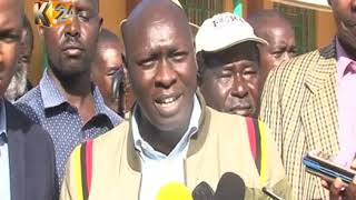 MPs from the Rift Valley issue a 14 day ultimatum to Gov't to pay maize farmers