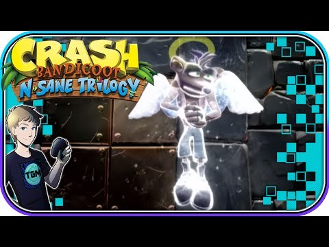 STORMY ASCENT - THE HARDEST LEVEL IN CRASH BANDICOOT N. SANE TRILOGY!!!
