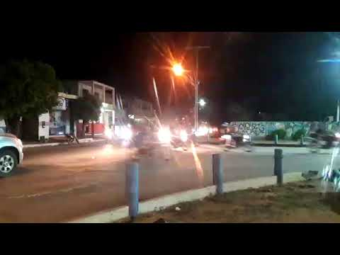 Carreata dos Flamenguista em Serra do Ramalho na Bahia