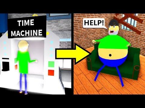 Baldi Goes To The Future (Roblox Animation)
