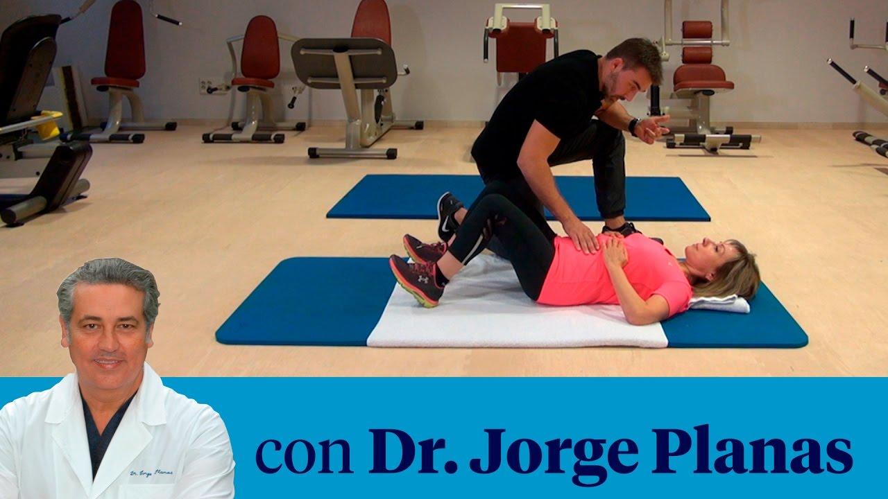 inflamacion abdominal despues de hacer ejercicio
