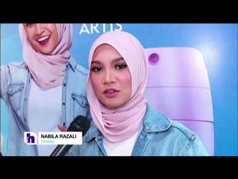 Nabila Razali lancar single baru lewat 2018