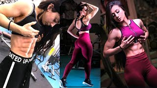Lola Jafarova | Gym Fitness (Training Motivation)