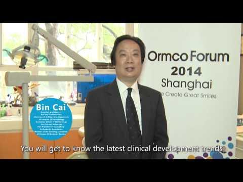 Ormco Forum Asia 2014 | Shanghai, China | Mar 31 - Apr 2
