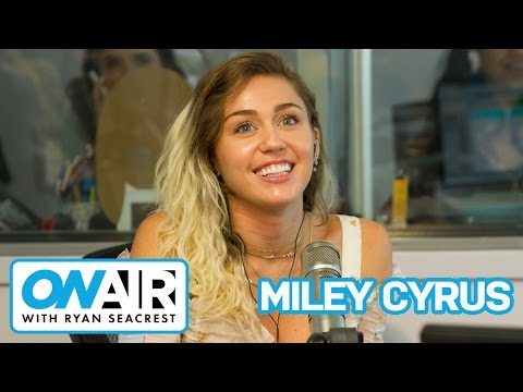 Miley Cyrus Reflects On Last Three Years | On Air with Ryan Seacrest