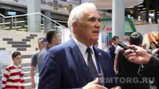 Союзу Нафтогазопромисловців, інтерв'ю з Р. В. Шмалем гол. редактора І. Т. Юлдашеву (Armtorg.ru)