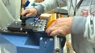 Выставление ножей. Инструкция по использованию устройства УВН-300