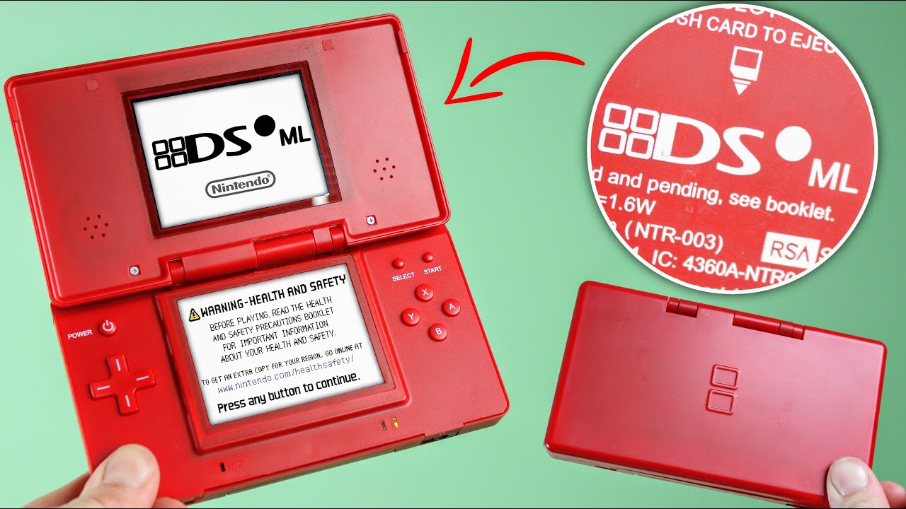 There was another Nintendo DS version