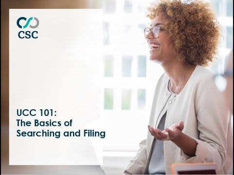 UCC 101: The Basics Of UCC Searching And Filing