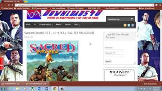 How To Download Sacred Citadel PC