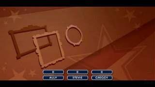 Buzz! Master Quiz Sony PSP Gameplay - Picture This