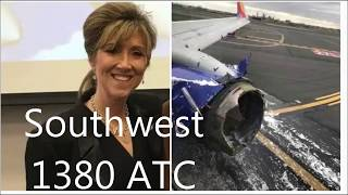 Southwest 1380 ATC Tammie Jo Shults to Tower