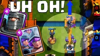 Dark Prince + 3 Musketeers Battle Deck | Arena 7 Battle Deck | Clash Royale