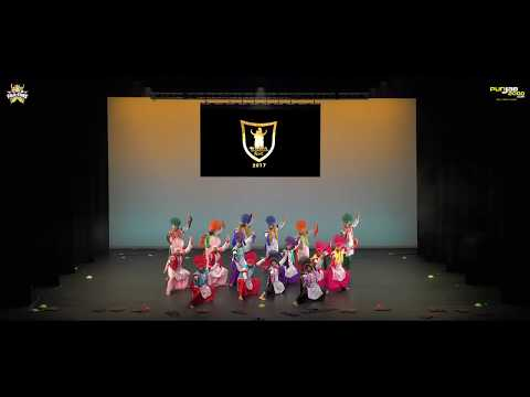 Gabru Chel Chabileh (GCC) - First Place  |  BHANGRAFEST 2017  |  OFFICIAL 4K VIDEO