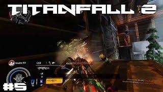 Titanfall 2 PS4 Gameplay #5 (Titan Warfare)