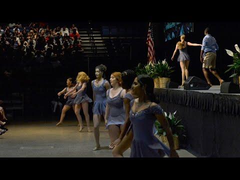 Scenes from Manatee School for the Arts 2019 graduation ceremony