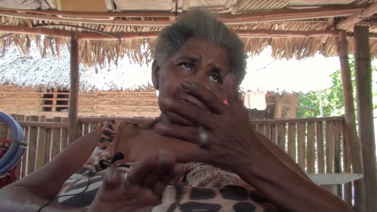 Histórias de Maria Rita Ferreira de Jesus – Quilombola da Ilha de São Vicente, nascida em 1947