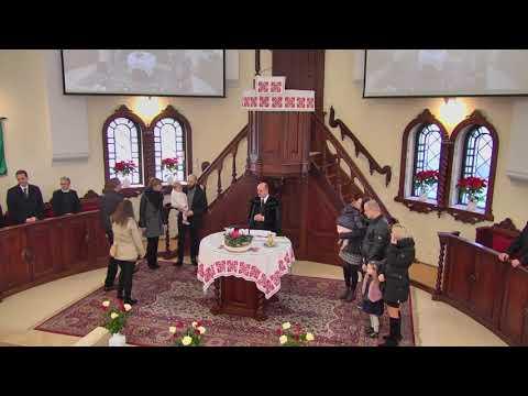 Istentisztelet NyVREk 2019.11.24 10:30