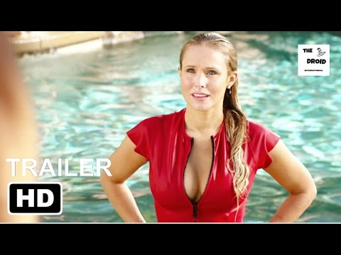 CHIPS RED BAND  2 2017  Michael Peña, Dax Shepard, Jessica McNamee
