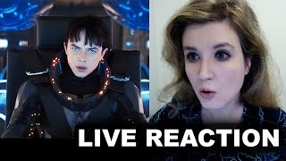 Valerian Trailer Reaction