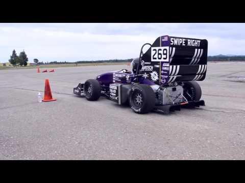 UWashington Formula Motorsports T28 - Fall Autocross