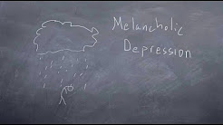 Melancholic Depression - One Minute Medical School