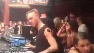 Richie Hawtin @ Cocoon Amnesia 2013 [EPIC FAIL - DJ FAIL]