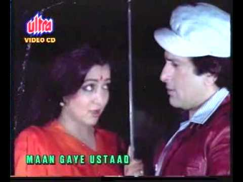 """""""ek Chatri Aur Hum Hai Do"""" Hema Malini"""