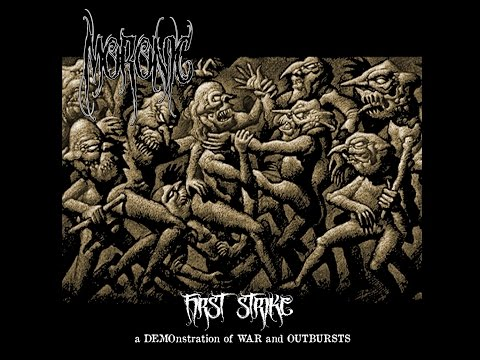 Moronic  -   The Way To War / First Strike  Demo  2015
