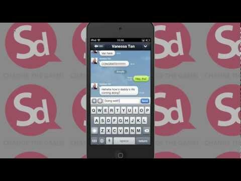NHN Japans chat application LINE