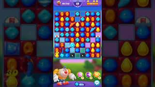 Candy Crush Friends Saga Level 496 - NO BOOSTERS