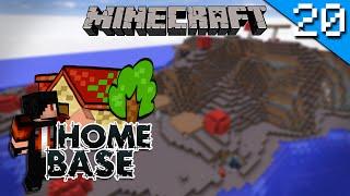 minecraft 與phoenixblack一同遊玩 home base ep 20 與馬同行
