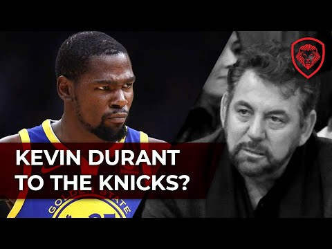 Should Kevin Durant Go to the Knicks?