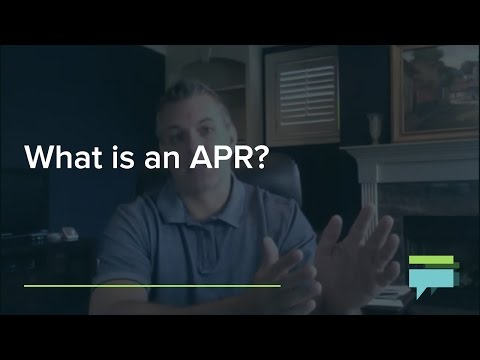 What Is an APR? – Credit Card Insider