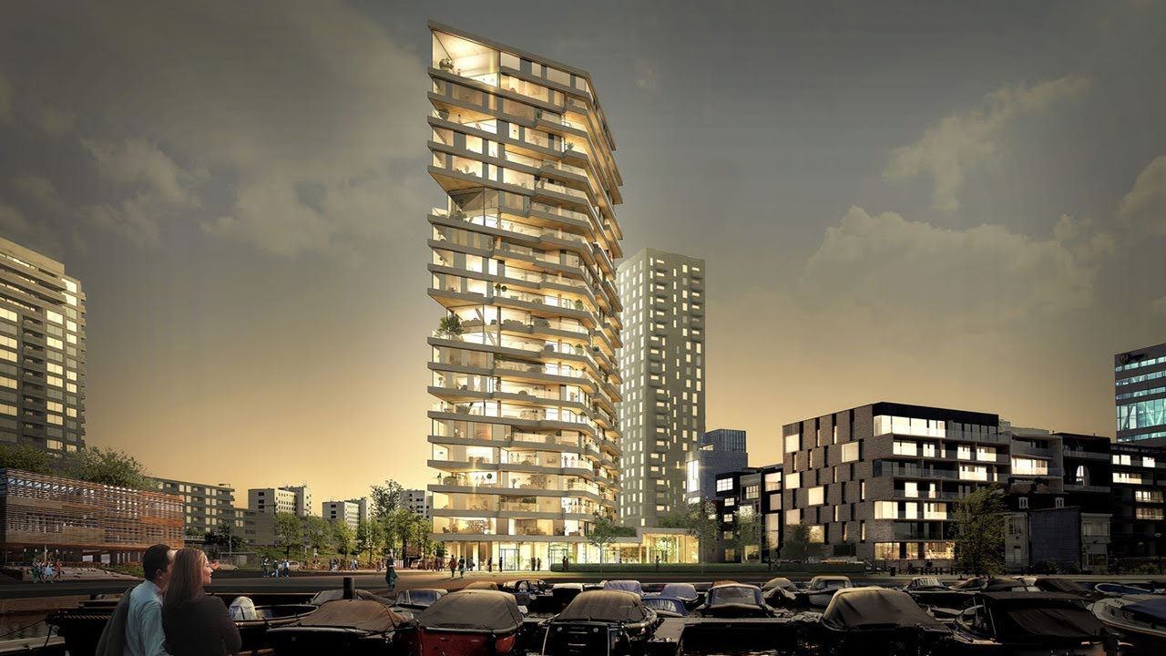 The World's Tallest Timber Buildings