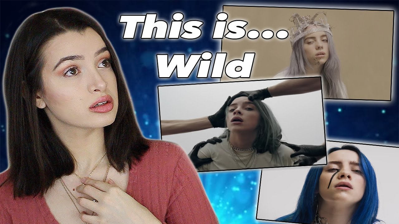 c568ba02889 Billie Eilish Reaction Roundup - YouTube